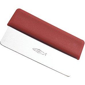 Hillbrush Red Stainless Steel Dough Cutter
