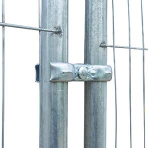 Blok N Mesh Temporary Fence Panel Coupler