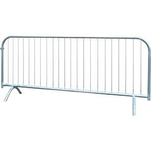 Blok N Mesh Fixed Leg Crowd Control Barrier