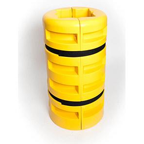 Addgards Black/Yellow Column Protector