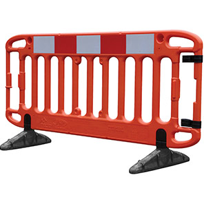 JSP Frontier 2m Traffic Barrier (Pack of Two)
