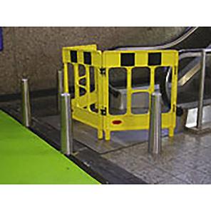 JSP WorkGate Barrier System Foot
