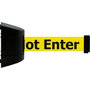 """Tensabarrier """"Do Not Enter"""" Retractable Barrier Wall Unit"""