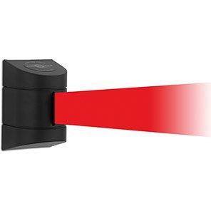 Tensabarrier Retractable Barrier Wall Unit with Red Belt