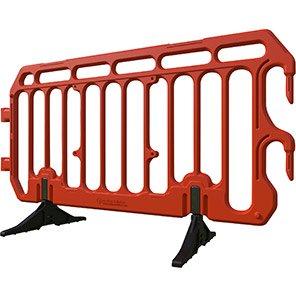Melba Swintex Boss Barrier Orange 2m Crowd Control Barrier