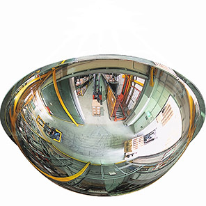 PANORAMIC 360° Circular Observation Mirror