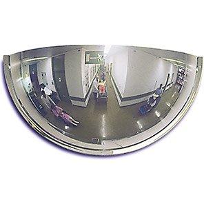 PANORAMIC 180° Circular Observation Mirror