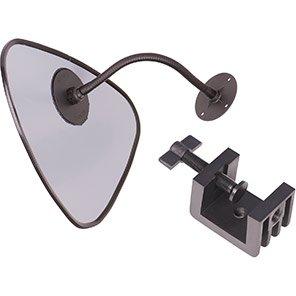 DETECTIVE Triangular 330mm Internal Mirror with G-Bracket