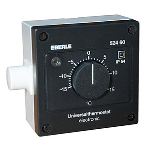 VIEW-ULTRA Heated Traffic Mirror Thermostat