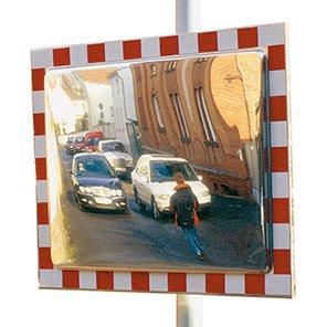 Durabel Rectangular Traffic Mirror
