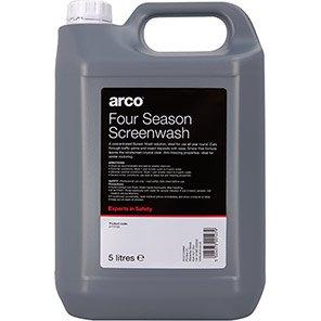 Arco Four Seasons Screenwash 5 Litre