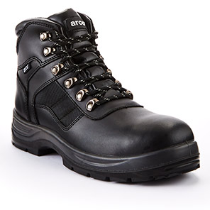 Arco ST710 Black Waterproof S3 Safety Boots