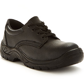 Arco Essentials Black S1P Safety Shoes