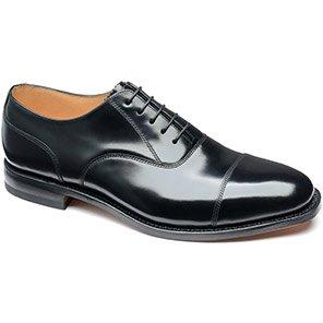 Loake 200B Black Oxford Shoes