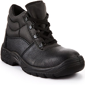 Arco Essentials S1P Safety Chukka Boot Midsole Black