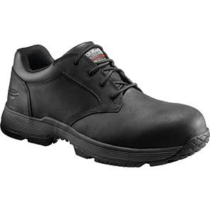 Dr. Martens Linnet Black Non-Metallic Safety Shoes