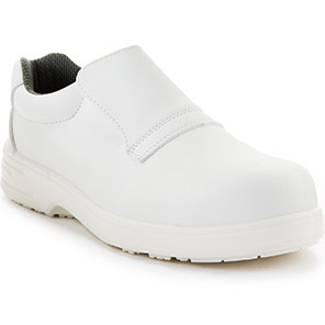 Arco Essentials White Slip-On S2 Safety Shoes