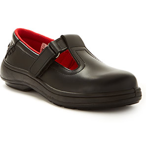 Arco ST810 Women's Black S1 Safety Shoes