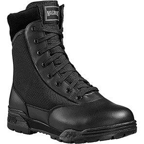Magnum Classic Black High-Leg OB Non-Safety Boots