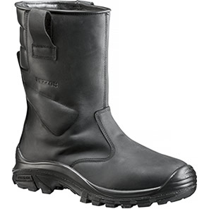 PEZZOL Nepal Black Rigger Boots