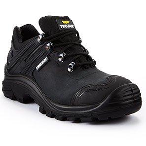 TROJAN Cronos Black S3 Safety Shoes