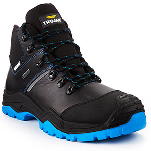 TROJAN Thetis Black GORE-TEX S3 Safety Hiker Boots