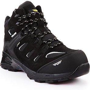 TROJAN Thaumas Black GORE-TEX S3 Safety Hiker Boots