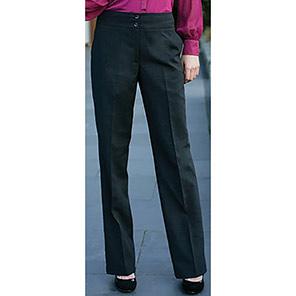 Skopes Monique Women's Black Wide-Leg Suit Trousers