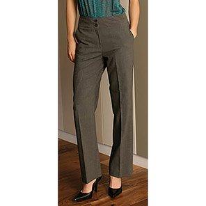 Skopes Monique Women's Charcoal Wide-Leg Suit Trousers