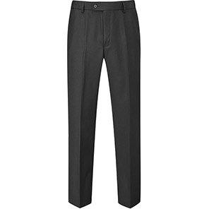 Skopes Wexford Men's Black Suit Trousers