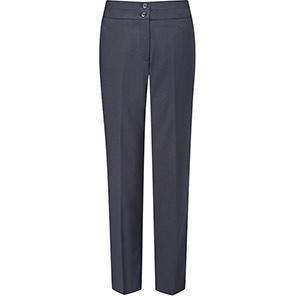 Skopes Carla Women's Navy Slim-Fit Trousers