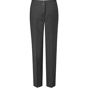 Skopes Carla Women's Black Slim-Fit Trousers