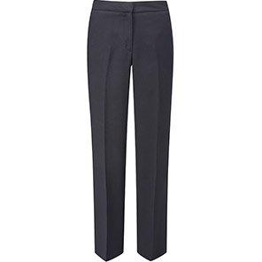 Skopes Essentials Zoe Women's Navy Straight-Leg Suit Trousers