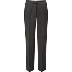 Skopes Essentials Zoe Women's Black Straight-Leg Suit Trousers