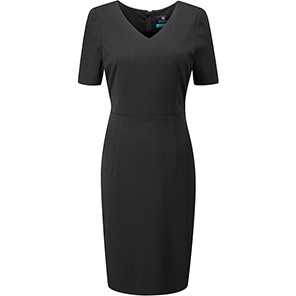 Skopes Contourflex Pendleton Women's Black Dress