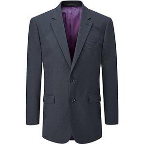 Skopes Darwin Men's Navy Tailored Suit Jacket