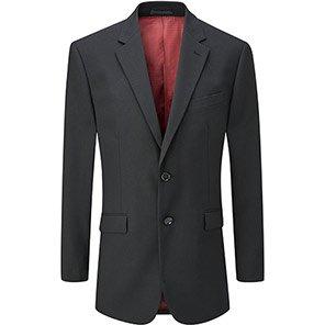 Skopes Darwin Men's Black Tailored Suit Jacket