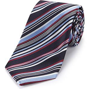 Skopes Club Men's Blue/Red Tie