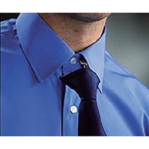 Bottle Green Clip-On Tie