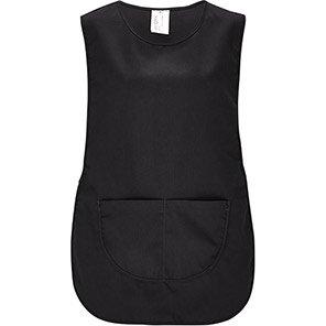 Arco Essentials Women's Black Tabard
