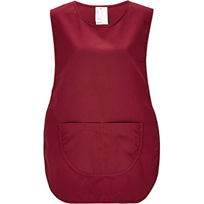 Arco Essentials Women's Maroon Tabard