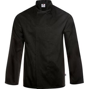 Tibard White Long-Sleeve Classic Chef's Jacket