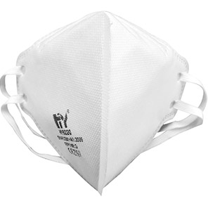 HY HY8220 Fold-Flat FFP2 Dust Mask (Pack of 20)