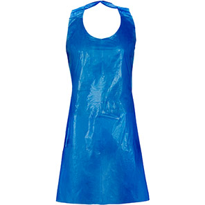 500 LDPE Roll Apron 25m Primary Base Colour Blue Secondary Base Colour N/A
