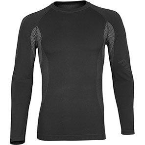 MASCOT CROSSOVER Parada Light Grey Long-Sleeve Thermal Vest