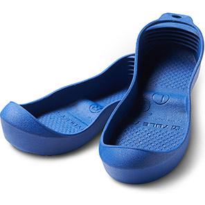 YULEYS Blue Reusable Shoe Covers
