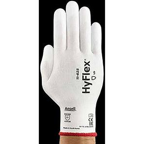 Ansell HyFlex 11-625 White Gloves
