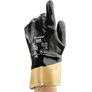 Ansell Nitrasafe 28-359 Fully Coated Gloves