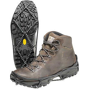 Yaktrax Walk Shoe Ice Grips