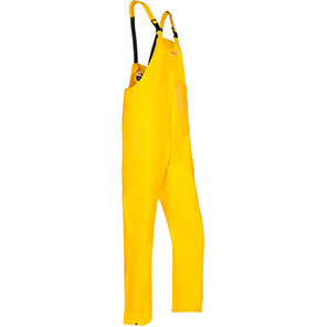 Sioen Louisiana Yellow Bib and Brace Overalls